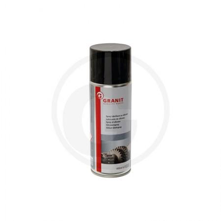 Spray Lubrificante al Silicone GRANIT 400 ml