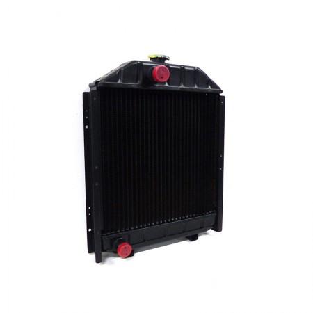 Radiatore per trattore adattabile a riferimento originale Fiat 4973345