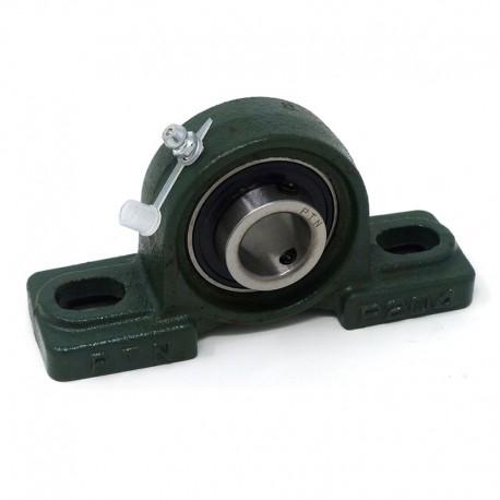 Supporto UCP 208 Ø 40mm Diametro Autoallineante con Cuscinetto UCP208