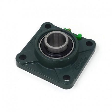 Supporto UCF 204 Ø 20mm Diametro a Flangia con Cuscinetto UCF204