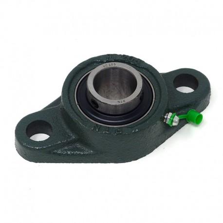 Supporto UCFL 204 Ø 20mm Diametro con Cuscinetto Autoallineante UCFL204