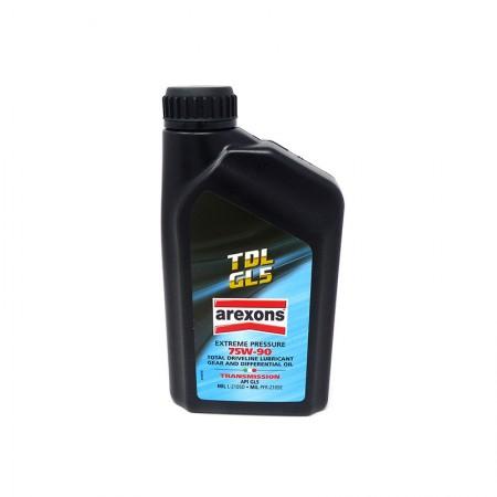 Olio Arexons TDL GL5 Lubrificante Cambi, Differenziali e Trasmissioni Meccaniche