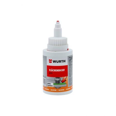 Guarnizione Chimica Verde Wurth per sigillare Superfici e Flange 50 g Würth