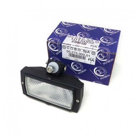 Luce da Lavoro COBO Regolabile con Lampadine Trattore Fiat Landini cod. 5146842