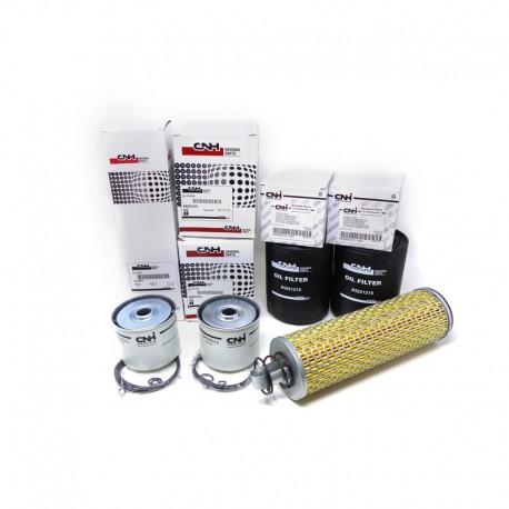 Kit Box Filtri Originale CNH Olio Gasolio per Trattore Fiat 1000 - 1000 DT - 1000DT Super