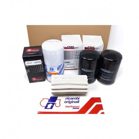 Kit Filtri Completi CNH per Trattore Fiat 1580DT - 1880DT