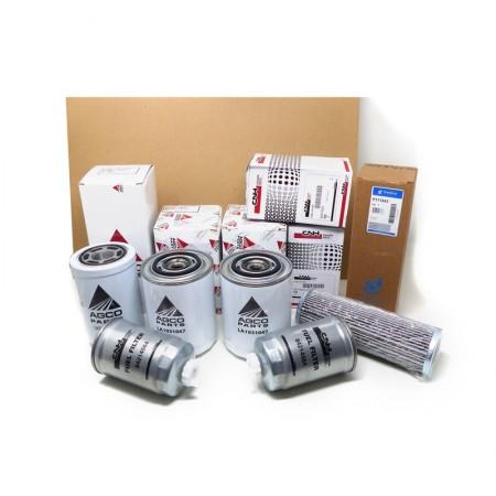 Kit Filtri Completi CNH AGCO Mietitrebbia Laverda 1740AL - New Holland 3560AL
