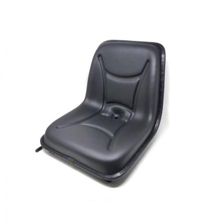 Sedile per Trattore Universale con Guide - Gopart TS12000GP 380mm x 350mm in PVC