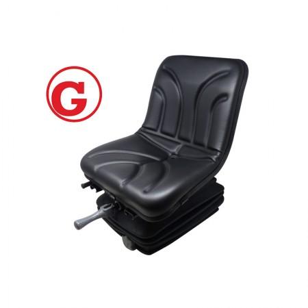 Sedile GRANIT per Trattore con Sospensione Pneumatica in PVC Omologato 240920042