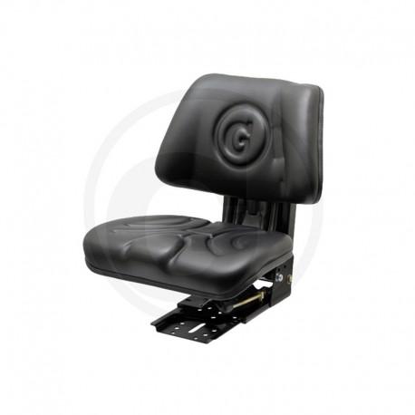 Sedile Universale Granit per Trattore con Sospensione Meccanica PVC 24000061