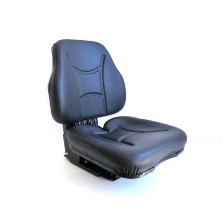 Sedile Trattore Universale con Sospensione Meccanica in PVC Gopart TS23000GP
