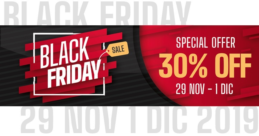 Black Friday Laversud!